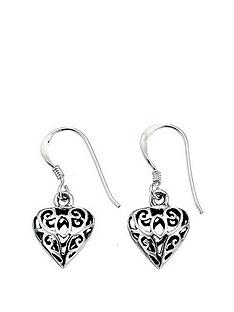 the-love-silver-collection-sterling-silver-filigree-heart-drop-earrings