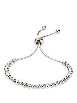 the-love-silver-collection-sterling-silver-children039s-toggle-bracelet