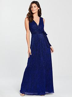 phase-eight-noelle-pleated-lurex-wrap-maxi-dress-cobaltnbsp