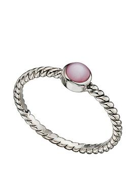love-pearl-sterling-silver-mother-of-pearl-twisted-band-ring