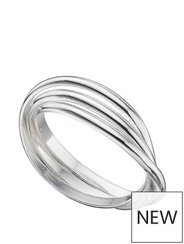 the-love-silver-collection-sterling-silver-3-piece-russian-twist-interlinked-ring