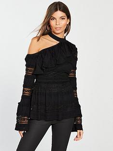 v-by-very-lace-one-shoulder-top-blacknbsp
