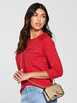 v-by-very-zip-pocket-raglan-crew-necknbspt-shirt-red