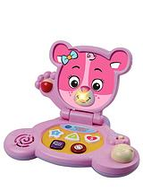 Baby Bear Laptop - Pink