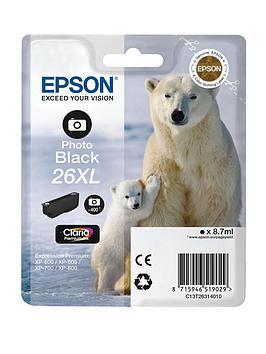 epson-singlepack-photo-black-26xl-claria-premium-ink