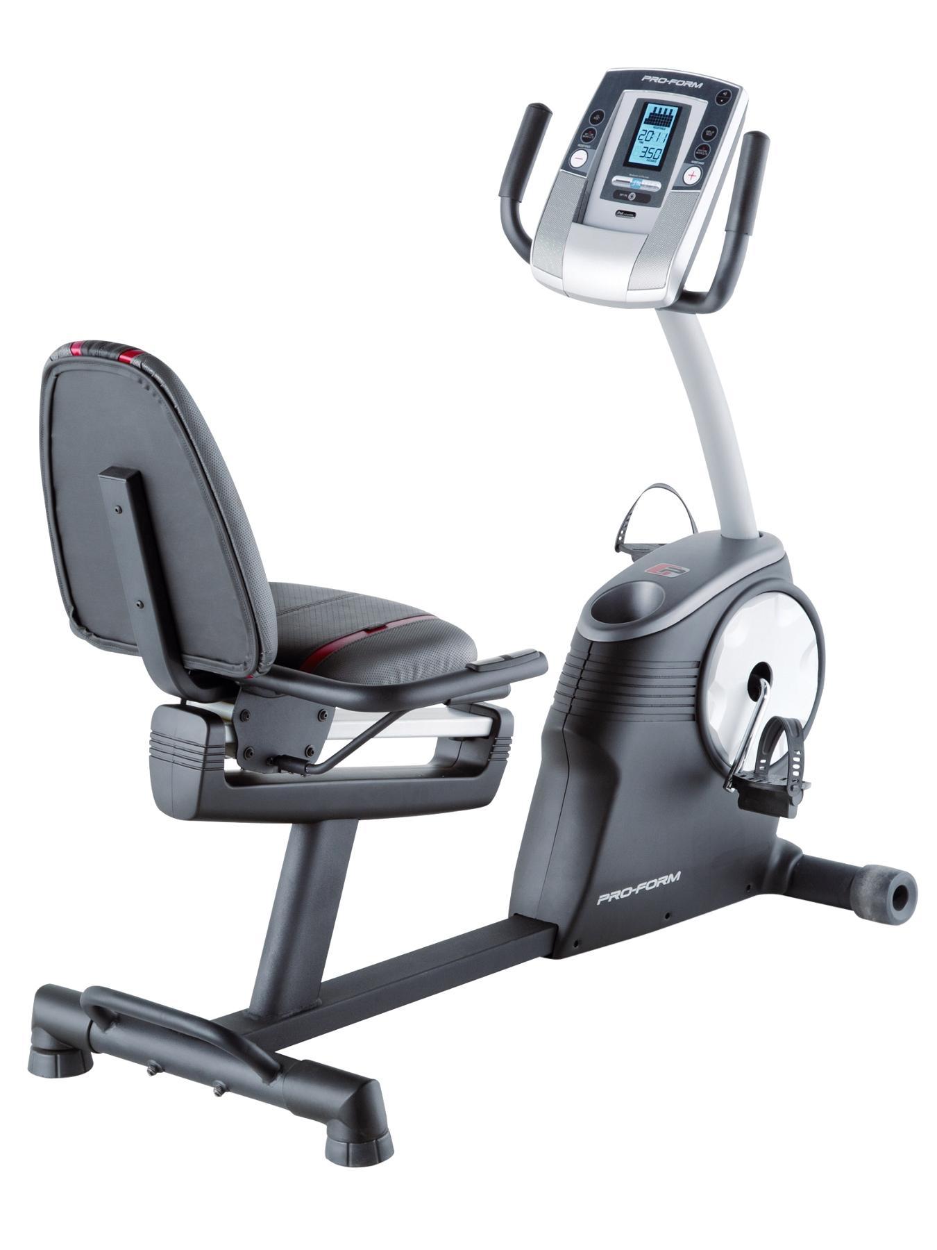 Pro-Form 425 ZLX Recumbent Exercise Bike