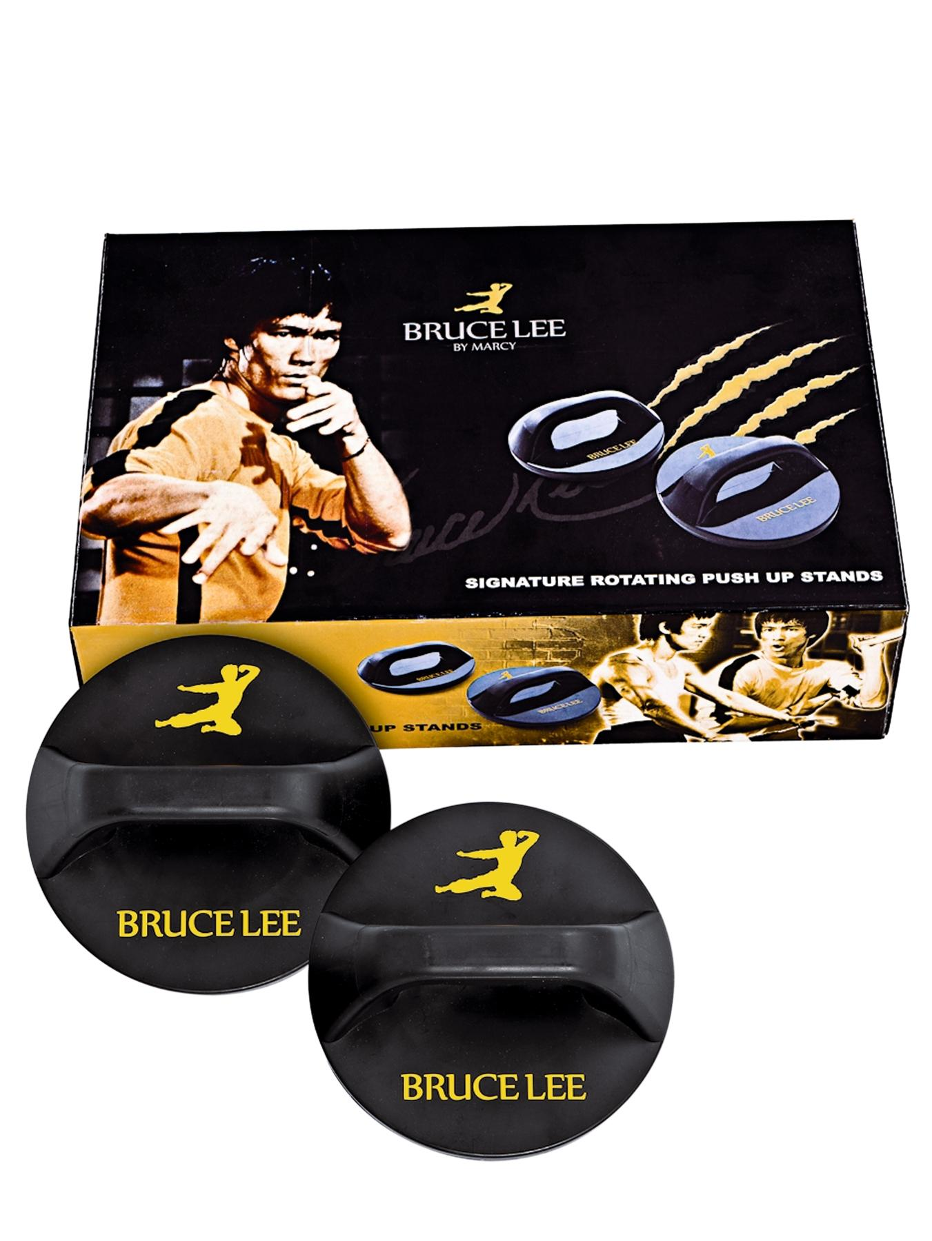 Bruce Lee Signature Push Up Stands