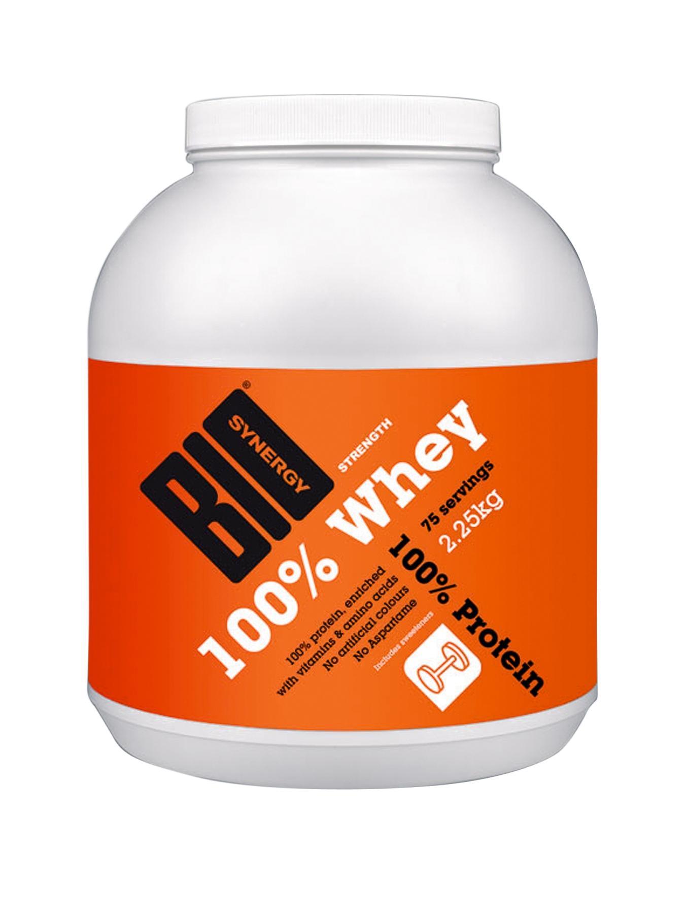 Bio Synergy Whey Hey! 100% Protein - 2.25kg