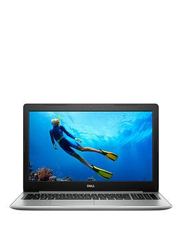 Dell Inspiron 15-5000 Series, Amd Ryzen 7 Processor, 8Gb Ddr4 Ram, 256Gb Ssd, 15.6 Inch Full Hd Laptop With 4Gb Amd Radeon 530 Graphics - Silver - Laptop Only