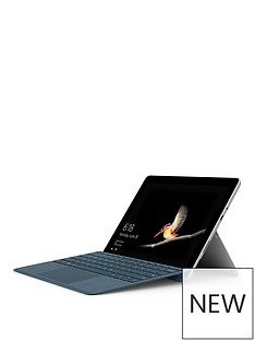 microsoft-surface-go-intel-pentium-gold-processor-4415y-4gbnbspramnbsp64gbnbspemmc-ssd-10-inchnbsptouchscreen-2-in-1-laptopnbspwith-cobalt-blue-type-cover