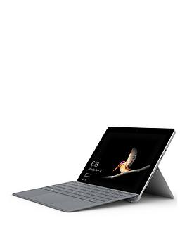 microsoft-surface-go-intelreg-pentiumreg-gold-processor-4415y-8gbnbspram-128gbnbspssd-10-inchnbsptouchscreen-2-in-1-laptop-with-type-cover-and-optional-microsoft-office-365-home