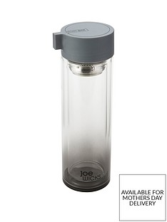 joe-wicks-350ml-crystal-glass-water-bottle-ndash-grey