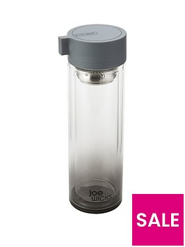 joe-wicks-350ml-crystal-glass-water-bottle-ndash-grey