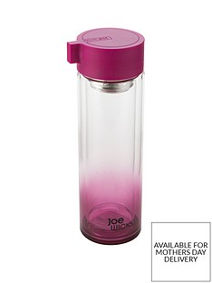 joe-wicks-350ml-crystal-glass-water-bottle-ndash-raspberry