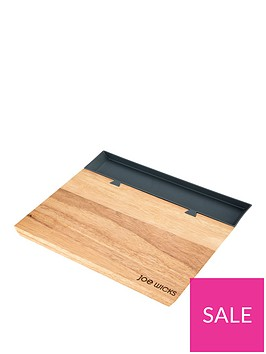 joe-wicks-large-35-x-25-cm-chopping-board-and-tray