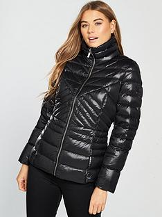 karen-millen-karen-millen-short-packable-padded-jacket