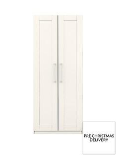 FrodshamReady Assembled 2 Door Wardrobe