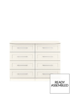 Frodsham 4 + 4 Drawer Chest