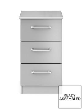 sanfordnbspready-assembled-high-gloss-3-drawer-bedside-chest