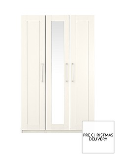 Frodsham 3 Door Wardrobe