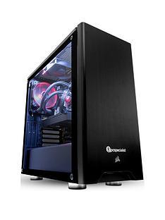 pc-specialist-tracer-pro-2080-ti-gaming-desktop-base-unit-with-intel-i7-16gb-ram-256gb-ssd-amp-2tb-hard-drive-11gb-nvidia-geforce-rtx-2080-ti-graphics-black