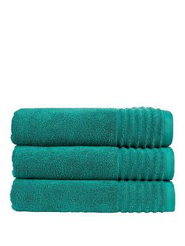 Photo of Christy adelaide 100 combed cotton pair bath towel 600gsm - bath sheet