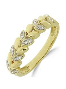 love-diamond-9ct-gold-8-point-diamond-vine-ring