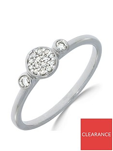 love-diamond-9ct-white-gold-10-point-diamond-three-stone-cluster-ring