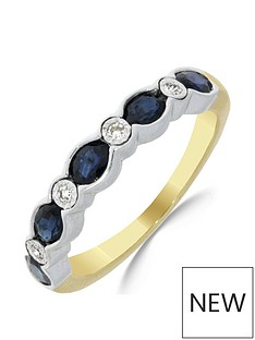 love-gem-9ct-gold-sapphire-amp-4-point-diamond-eternity-ring