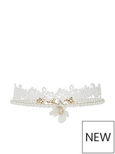 monsoon-girls-lacey-pom-choker-necklace