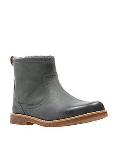 clarks-girls-comet-frost-infant-boot-grey