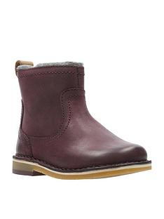 clarks-comet-frost-first-boot