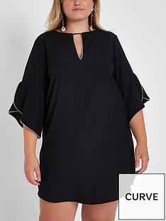 ri-plus-shift-dress--black