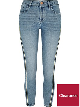 ri-petite-amelie-side-stripe-skinny-jeans-light-blue