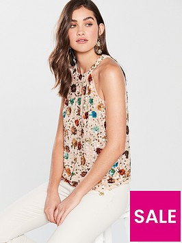 river-island-river-island-embellished-sleeveless-blouse--light-pink