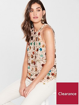 river-island-river-island-embellished-sleeveless-blouse--light-pink