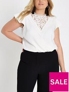 ri-plus-lace-insert-blouse--white