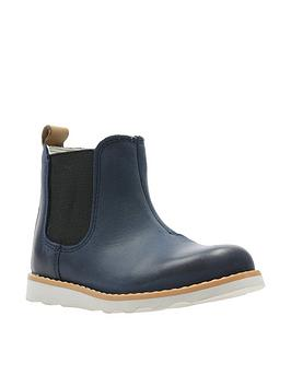 clarks-crown-halo-first-boot