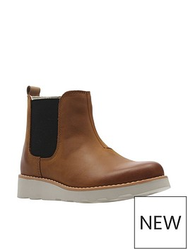 clarks-crown-halo-infant-boot