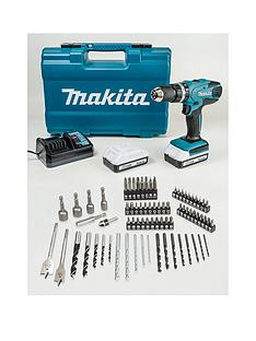 makita-18-volt-g-series-combi-drill-complete-with-2-x-li-ion-batteries-and-74-piece-accessory-kit