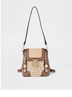 river-island-fluffy-mini-backpack-beige
