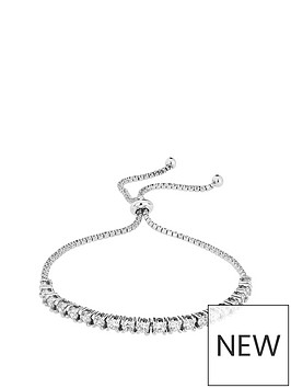 the-love-silver-collection-sterling-silver-amp-cubic-zirconia-toggle-bracelet