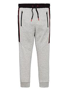 v-by-very-colour-block-panel-detail-skinny-jogger
