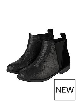 monsoon-girls-chelsea-velvet-mixed-boot