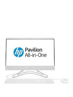 hp-22-c0007na-intelreg-celeronregnbsp4gb-memory-2tb-storage-215in-all-in-one-desktop-pcnbspwith-optional-microsoft-office-365-home-white
