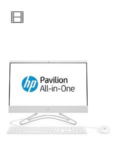 hp-22-c0007na-intelreg-celeronregnbsp4gb-memory-2tb-storage-215in-all-in-one-desktop-pcnbspwith-optional-microsoft-office-365-home-white