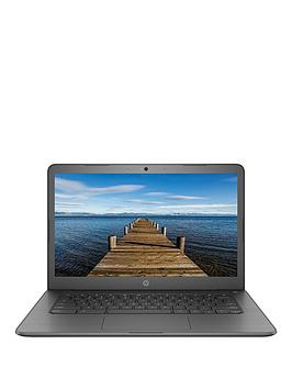 Hp Chromebook 14-Ca000Na Intel Celeron, 4Gb Ram, 32Gb Storage, 14 Inch Laptop