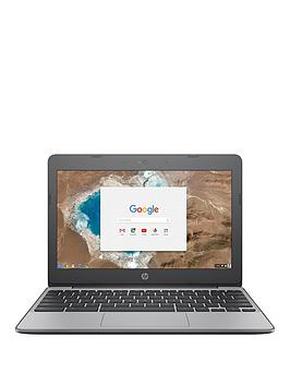 Hp Chromebook 11-V001Na Intel Celeron, 4Gb Ram, 16Gb Storage, 11.6 Inch Laptop