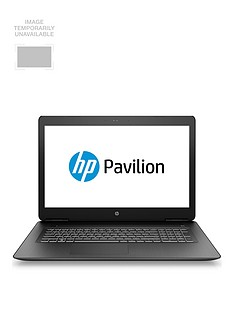 HP Pavilion 17-ab405na Intel® Core™ i5 Processor, GeForce GTX 1050 Graphics, 8Gb RAM, 1Tb HDD, 17.3 inch Gaming Laptop - Black
