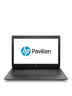 HP Pavilion 17-ab405na Intel® Core™ i5, GeForce GTX 1050, 8GB RAM, 1TB HDD 17.3in Gaming Laptop - Black